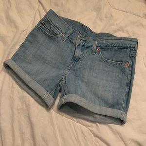 Levi Strauss Jean shorts